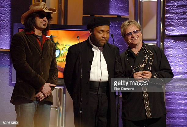 Michael Sweet Andrae Crouch and Bryan Duncan
