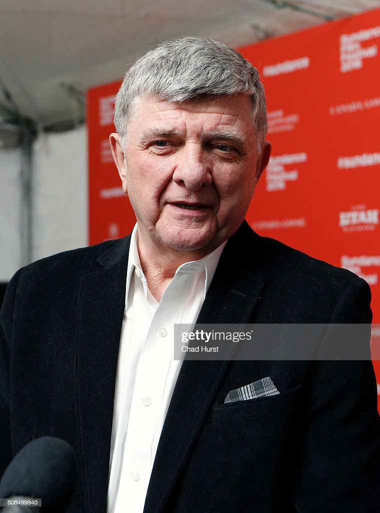 Michael Szabados attends the 'Lo And Behold, Reveries Of The Connected World' Premiere during the 2016 Sundance Film Festival at The Marc Theatre on January 23, 2016 in Park City, Utah.