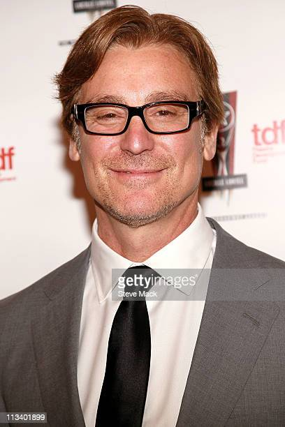 Michael T Weiss attends the 26th Annual Lucille Lortel Awards at NYU Skirball Center on May 1 2011 in New York City