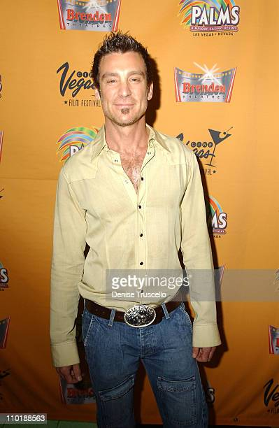 Michael T Weiss during CineVegas 2004 Until The Night Premiere at The Palms Casino Resort in Las Vegas Nevada