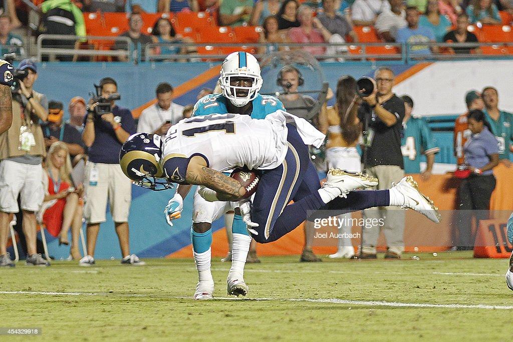 St Louis Rams v Miami Dolphins