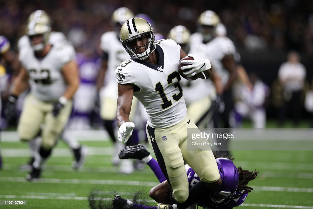 Minnesota Vikings v New Orleans Saints : News Photo