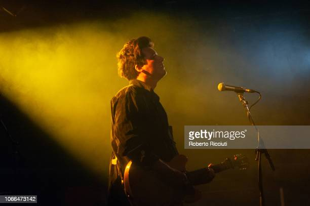 Michael Timmons performs on stage at The Liquid Room on November 29 2018 in Edinburgh Scotland