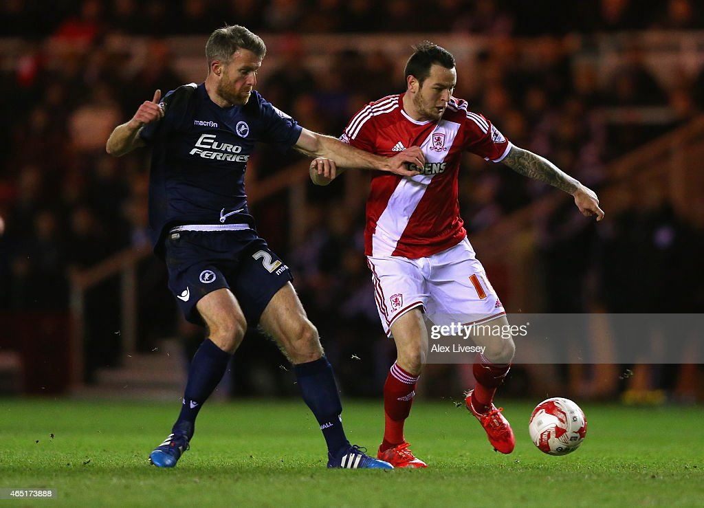 Middlesbrough v Millwall - Sky Bet Championship