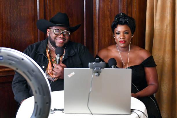 TN: 56th Academy Of Country Music Awards Virtual Radio Row - Day 1