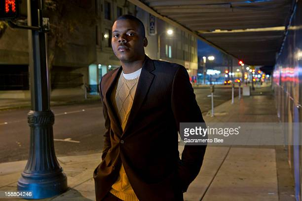 Michael Tubbs, a 22-year-old Stanford graduate raised by a single mother, is trying to make a difference in his home of south Stockton, California.