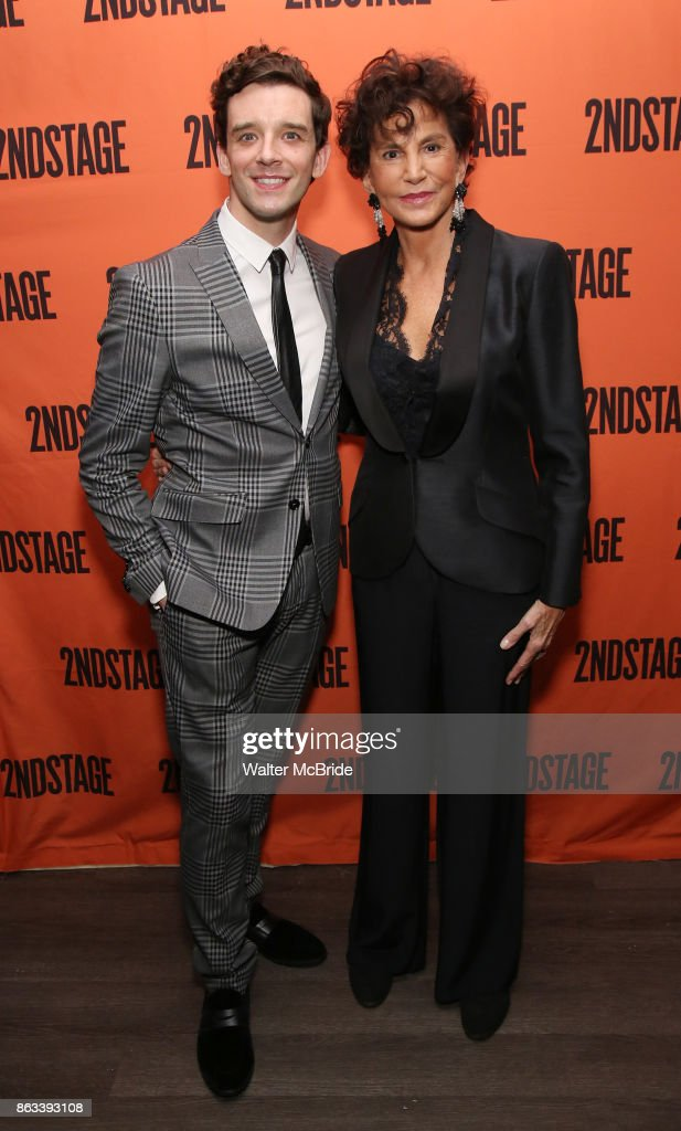 Michael Urie And Mercedes Ruehl Attend The Off Broadway Opening