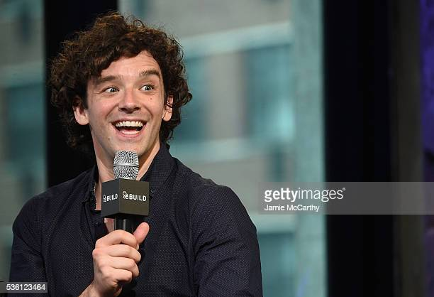 Michael Urie attends the AOL Build Speaker Series Michael Urie Discusses Hosting The 61st Drama Desk Awardsat AOL Studios In New York on May 31 2016...