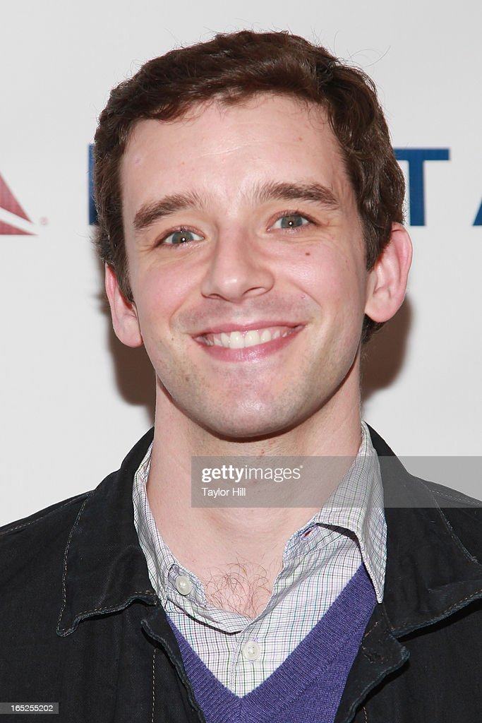 Michael Urie attends the Friars Club Fifth Annual Comedy Film Festival Opening Night at NYU Cantor Film Center on April 1, 2013 in New York City.
