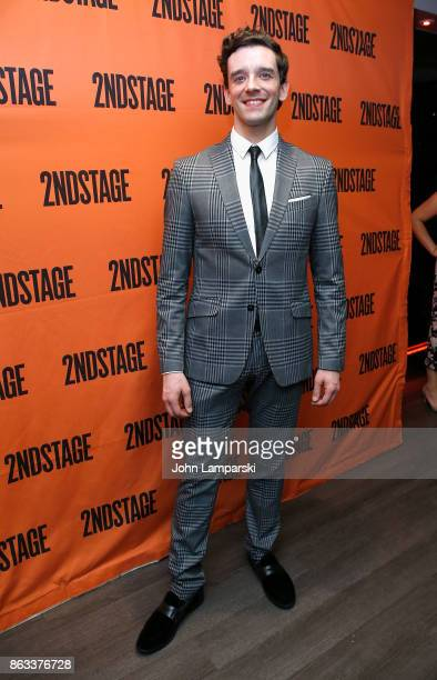 Michael Urie attends 'Torch Song' OffBroadway Opening Night Party at Copacabana on October 19 2017 in New York City