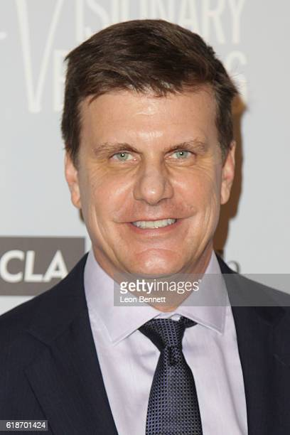 Michael V Lewis arrives at the Visionary Ball 2016 at the Beverly Wilshire Four Seasons Hotel on October 27 2016 in Beverly Hills California