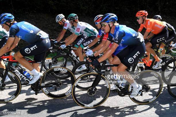 Michael Valgren Andersen of Denmark and NTT Pro Cycling Team / during the 107th Tour de France 2020, Stage 15 a 174,5km stage from Lyon to Grand...