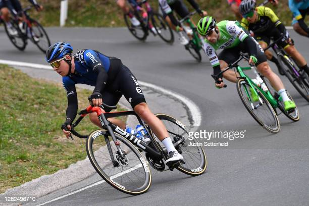 Michael Valgren Andersen of Denmark and NTT Pro Cycling Team / during the 75th Tour of Spain 2020, Stage 7 a 159,7km from Vitoria-Gasteiz to...