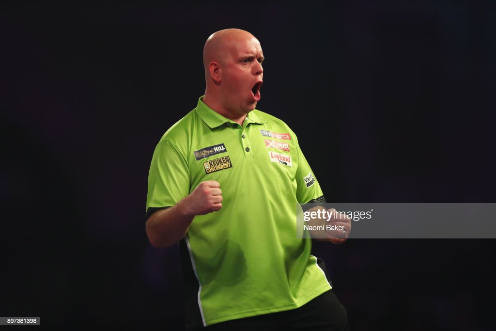 2018 William Hill PDC World Darts Championships - Day Nine
