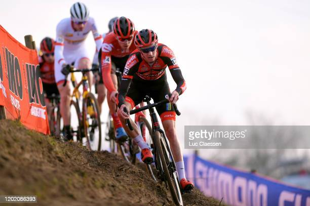 Michael Vanthourenhout of Belgium and Team Pauwels Sauzen - Bingoal / Joris Nieuwenhuis of The Netherlands and Team Sunweb / during the 31st WC GP...