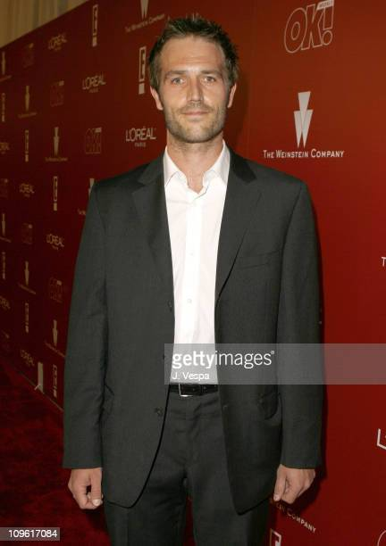 Michael Vartan during 2006 Weinstein Company PreOscar Party Red Carpet and Inside at Pacific Design Center in Los Angeles California United States