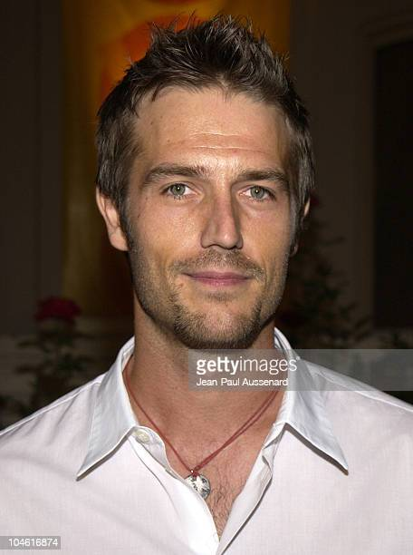 Michael Vartan during ABC 2002 Summer Press Tour All Star Party at Tournament House in Pasadena California United States