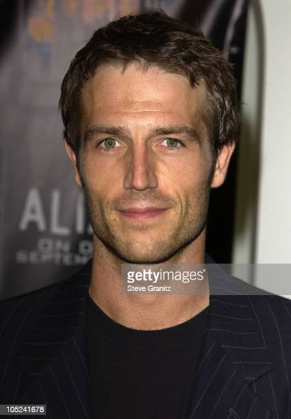 Michael Vartan during 'Alias' DVD/Video Game Press Launch at The Astra Lounge in West Hollywood California United States