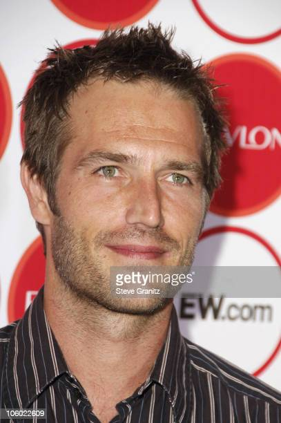 Michael Vartan during Entertainment Weekly Magazine 4th Annual PreEmmy Party Arrivals at Republic in Los Angeles California United States