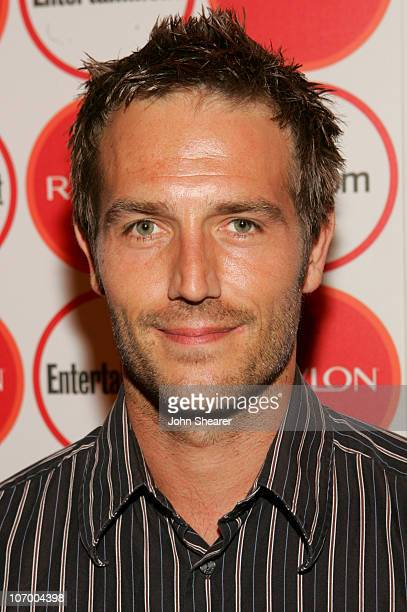 Michael Vartan during Entertainment Weekly Magazine 4th Annual Pre-Emmy Party - Inside at Republic in Los Angeles, California, United States.