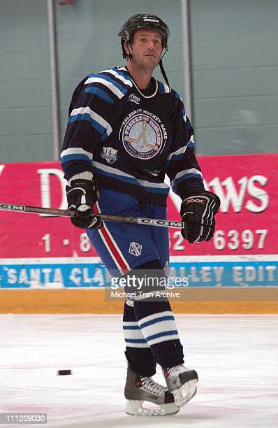 Michael Vartan during 'Freeze The Disease' Pro/Celebrity Hockey Game to Benefit Cystic Fibrosis Research at Ice Station Valenica in Valencia...