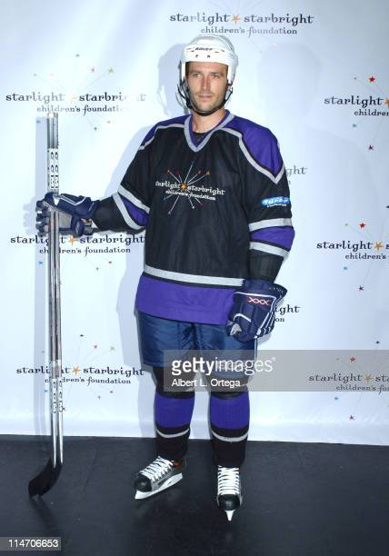 Michael Vartan during Starlight Starbright Children's Foundations 3rd Annual 'Stars with Sticks' Arrivals at Toyota Sports Center in El Segundo CA...