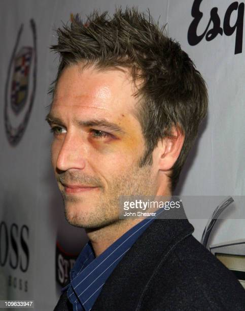 Michael Vartan during VH1's Big Night for a Big Cause A Benefit for the VH1 Save the Music Foundation Red Carpet at Esquire House 360 in Beverly...