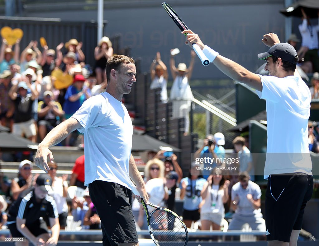 TENNIS-NZL-ATP : News Photo