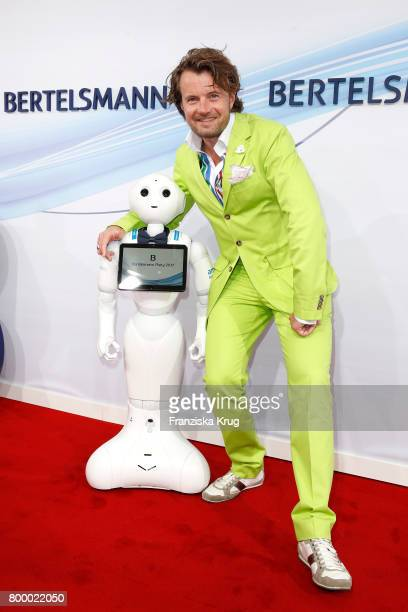 Michael von Hassel attends the 'Bertelsmann Summer Party' at Bertelsmann Repraesentanz on June 22 2017 in Berlin Germany