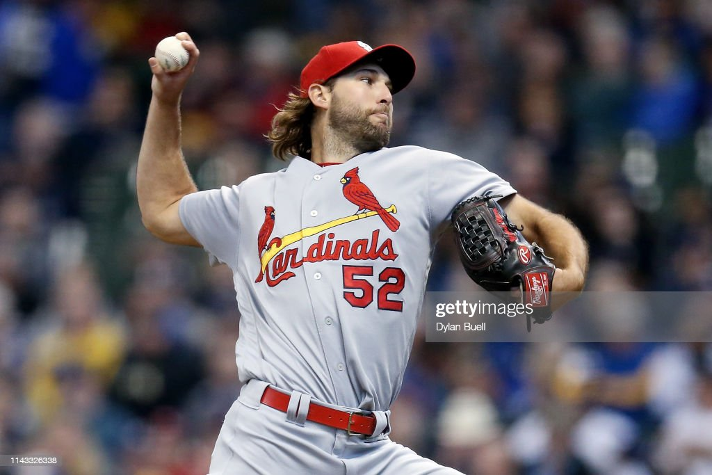 WI: St Louis Cardinals  v Milwaukee Brewers