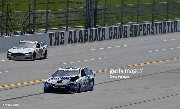Michael Waltrip Racing Aaron Pictures and Photos | Getty Images