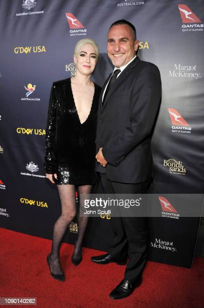 Michael Ware attends the 2019 G'Day USA Gala at 3LABS on January 26 2019 in Culver City California