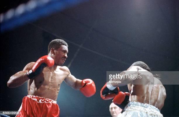 Michael Watson v Nigel Benn May 1989 Boxing