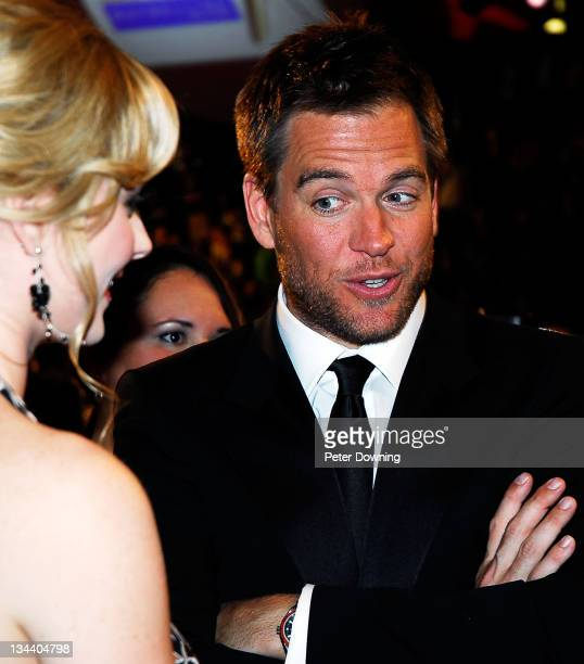Michael Weatherly during 2007 TV Week Logie Awards Arrivals at Crown Casino in Sydney NSW Australia