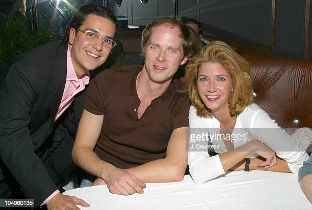 Michael Weinstein Charles Askegard and Candace Bushnell