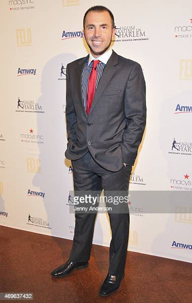 Michael Weiss attends the 10th Annual Skating With The Stars Benefit Gala at 583 Park Avenue on April 13 2015 in New York City