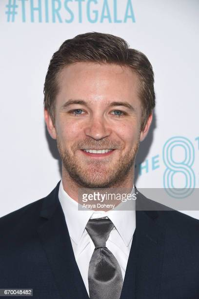Michael Welch attends the Thirst Project's 8th Annual Thirst gala at The Beverly Hilton Hotel on April 18 2017 in Beverly Hills California