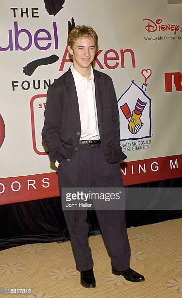 """Michael Welch during Clay Aiken's Bubel/Aiken Foundation to Hold """"Voices For Change"""" Gala Benefit and Concert, Benefiting Children with Disabilities..."""