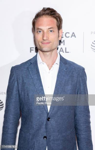 Michael Werwie attends Extremely Wicked Shockingly Evil And Vile during 2019 Tribeca Film Festival at The Stella Artois Theatre Manhattan