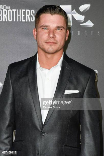 """Michael Whelan attends the premiere of """"The Mason Brothers"""" at the Egyptian Theatre on April 11, 2017 in Hollywood, California."""