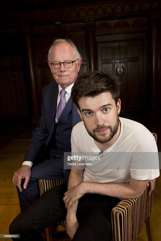 Him & Me: Jack Whitehall And Michael Whitehall : News Photo