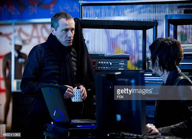 Michael Wincott and Mary Lynn Rajskub in the special twohour premiere episode of 24 LIVE ANOTHER DAY on Monday May 5 2014 on FOX