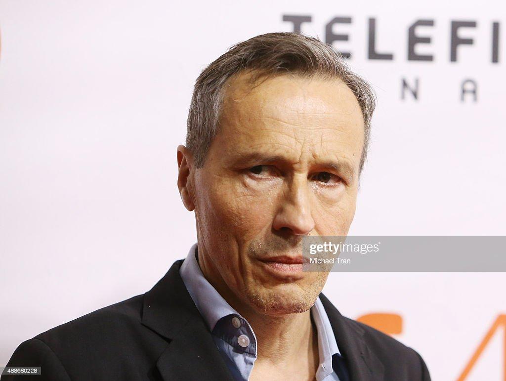 Michael Wincott arrives at the 'Forsaken' premiere during 2015 Toronto International Film Festival held at Roy Thomson Hall on September 16, 2015 in Toronto, Canada.