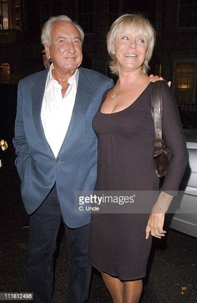 Michael Winner during Gordon Ramsay Book Launch Party October 3 2006 in London Great Britain