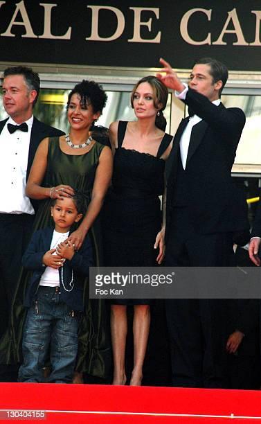 Michael Winterbottom Marianne and Adam Pearl Angelina Jolie Brad Pitt and Dan Futterman