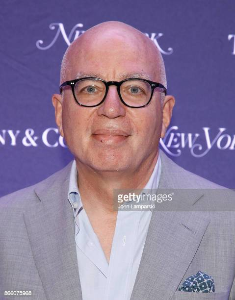 Michael Wolff attends New York Magazine's 50th Anniversary Celebration at Katz's Delicatessen on October 24 2017 in New York City