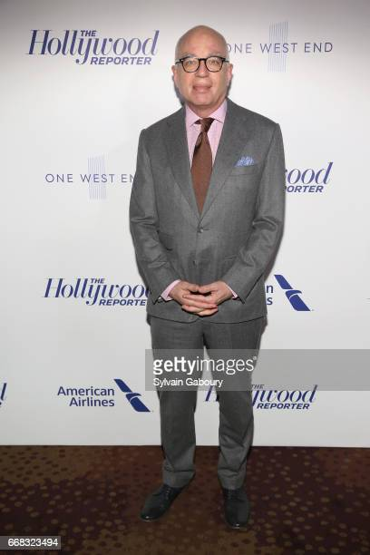Michael Wolff attends The Hollywood Reporter's 35 Most Powerful People In Media 2017 on April 13 2017 in New York City