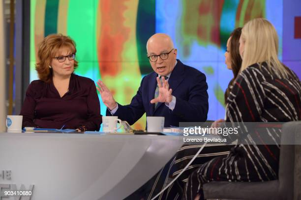THE VIEW Michael Wolff author of 'Fire and Fury' is a guest on 'The View' Wednesday January 10 2018 'The View' airs MondayFriday on the ABC...