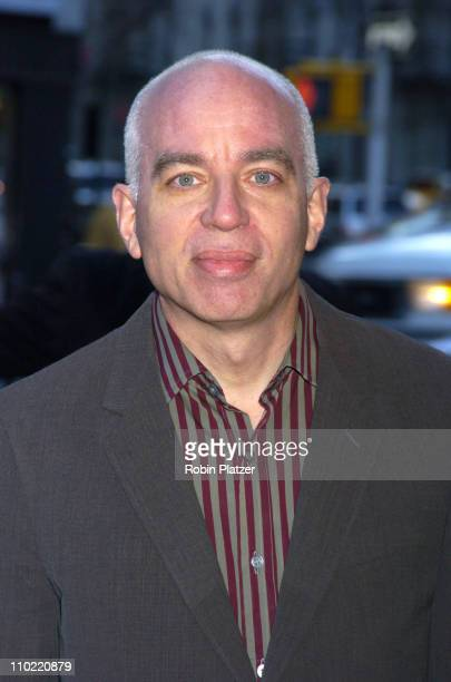 Michael Wolff during 'Ring of Fire The Emile Griffith Story' New York City Premiere Arrivals at Beekman Theater in New York City New York United...
