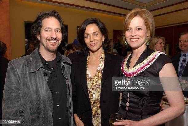 Michael Wolffe Polly Draper and director Jim Simpson